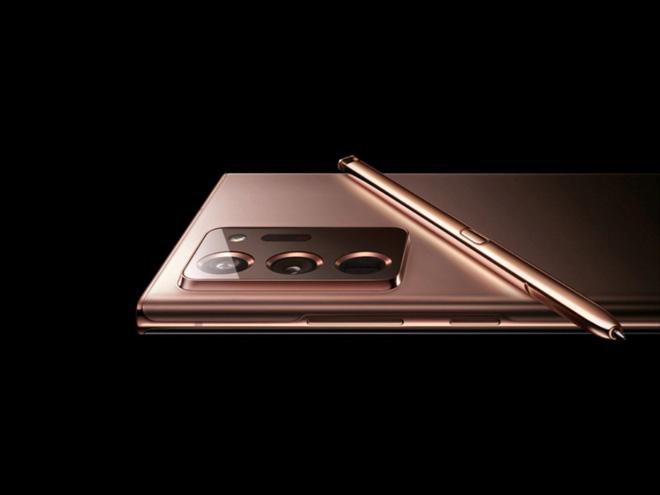 Samsung tự mình để lộ Galaxy Note 20 - Ảnh 2.