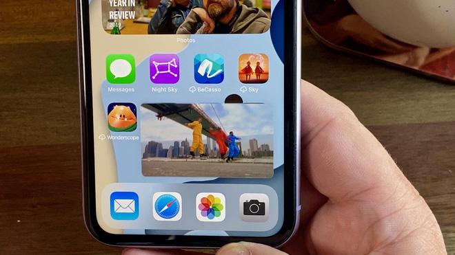Sáu tính năng trên iOS 14 khiến iPhone hấp dẫn hơn - Ảnh 4.