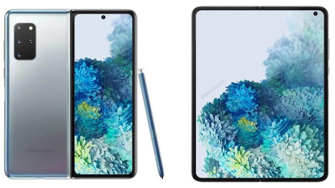Chiếc smartphone màn hình gập tiếp theo của Samsung sẽ có tên là Galaxy Z Fold 2 - Ảnh 2.