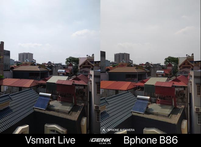 So sánh Bphone B86 và Vsmart Live: Cùng chip Snapdragon 675 nhưng Bphone đắt gấp 2.5 lần, liệu có đáng số tiền bỏ ra? - Ảnh 10.