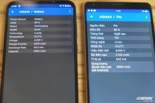 So sánh Bphone B86 và Vsmart Live: Cùng chip Snapdragon 675 nhưng Bphone đắt gấp 2.5 lần, liệu có đáng số tiền bỏ ra? - Ảnh 13.