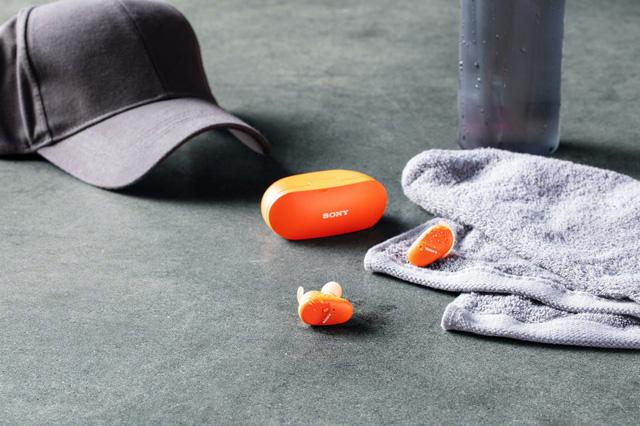 Sony ra mắt tai nghe thể thao chống ồn EXTRA BASS™ Truly Wireless WF-SP800N, khuyến mãi đặt hàng từ 13 - 23/07 - Ảnh 1.
