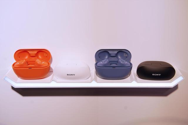 Sony ra mắt tai nghe thể thao chống ồn EXTRA BASS™ Truly Wireless WF-SP800N, khuyến mãi đặt hàng từ 13 - 23/07 - Ảnh 2.
