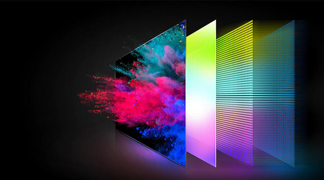 TCL QLED 4K – Chiếc TV được giới sành công nghệ săn đón - Ảnh 1.