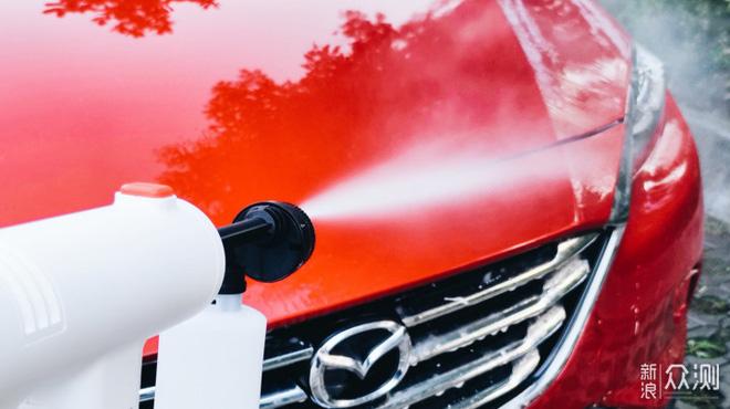 Trải nghiệm rửa ô tô bằng súng phun nước cầm tay Xiaomi - Ảnh 14.