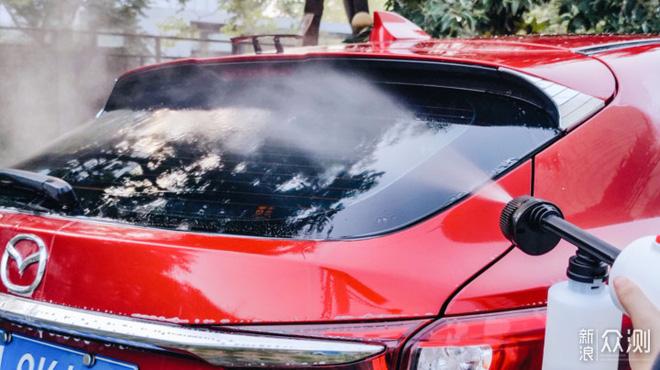 Trải nghiệm rửa ô tô bằng súng phun nước cầm tay Xiaomi - Ảnh 15.