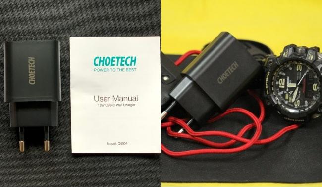 Trên tay củ sạc nhanh Choetech 18 W giá siêu rẻ: Lựa chọn tiết kiệm cho người dùng iPhone