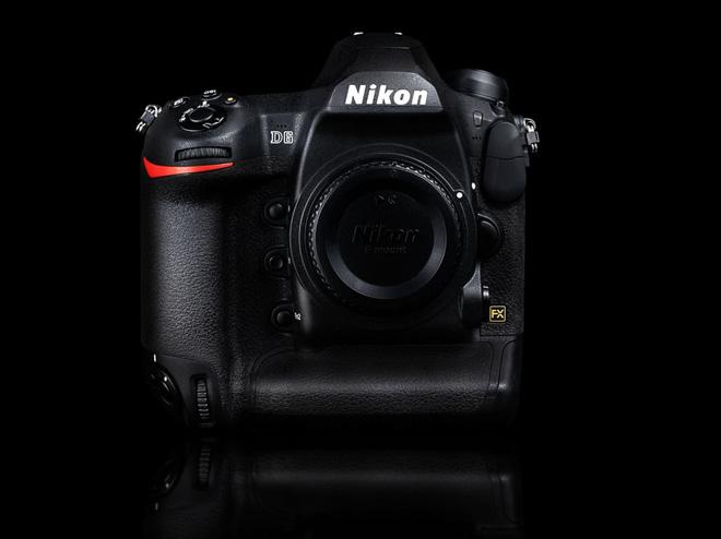 Trên tay máy ảnh cao cấp Nikon D6: Có cả khóa chống trộm Kensington giống như laptop - Ảnh 1.
