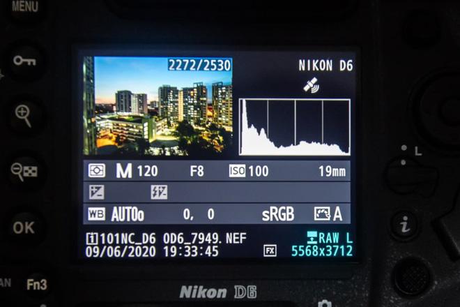 Trên tay máy ảnh cao cấp Nikon D6: Có cả khóa chống trộm Kensington giống như laptop - Ảnh 4.