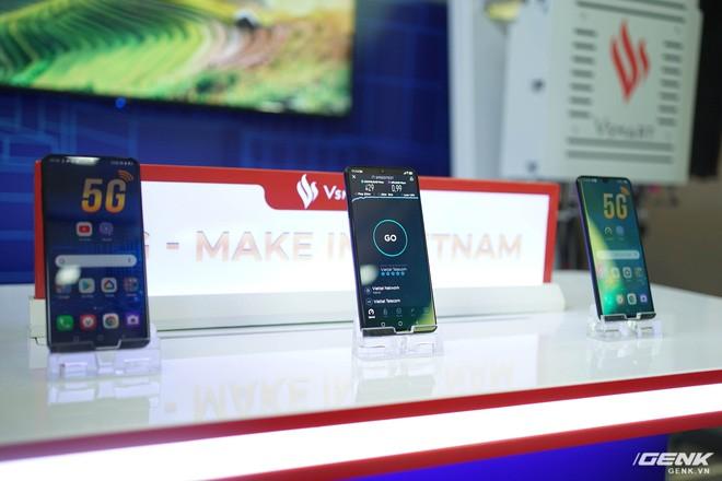 Trên tay Vsmart Aris 5G và trải nghiệm mạng 5G của Viettel - Ảnh 1.