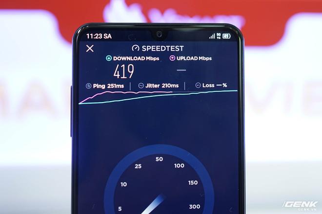 Trên tay Vsmart Aris 5G và trải nghiệm mạng 5G của Viettel - Ảnh 4.