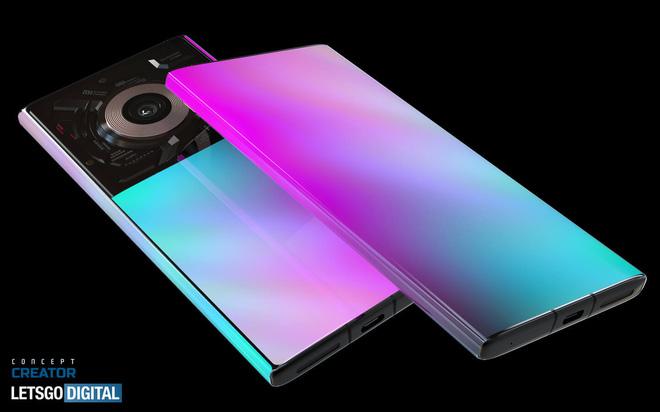 Xiaomi Mi MIX Alpha 2 sẽ có thiết kế như thế này? - Ảnh 1.