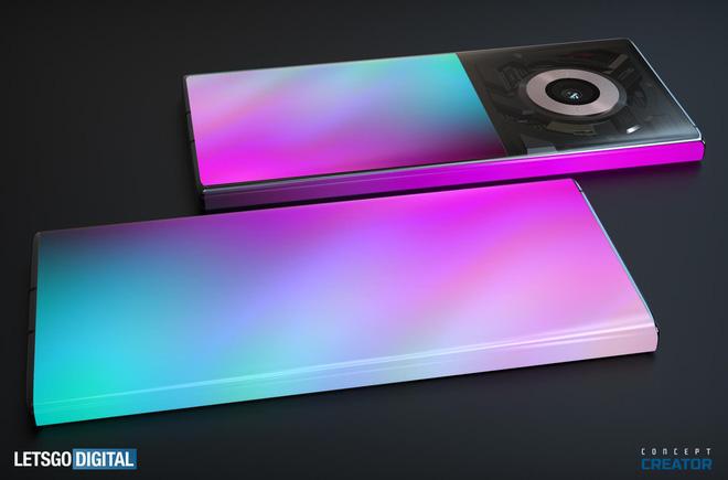 Xiaomi Mi MIX Alpha 2 sẽ có thiết kế như thế này? - Ảnh 3.