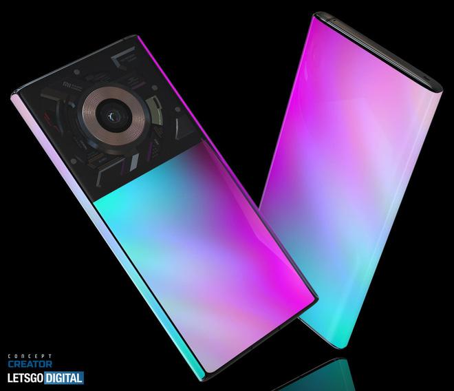 Xiaomi Mi MIX Alpha 2 sẽ có thiết kế như thế này? - Ảnh 4.