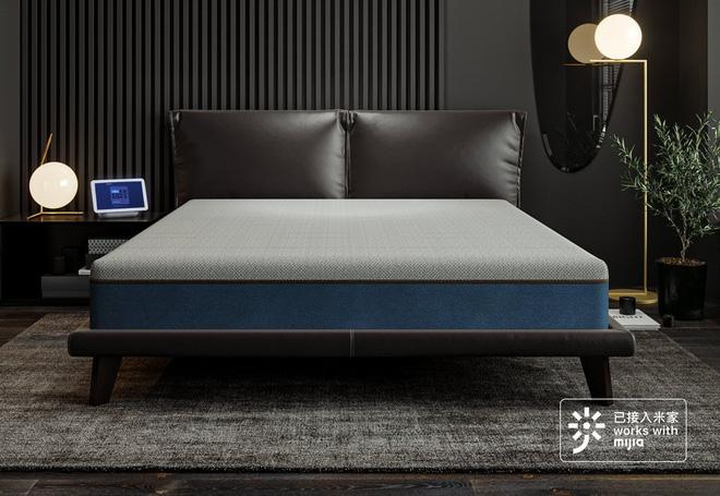 Xiaomi ra mắt nệm thông minh: Tự điều chỉnh độ mềm, sưởi ấm bằng graphene, theo dõi giấc ngủ, giá từ 15.2 triệu đồng - Ảnh 1.