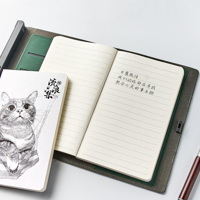 Xiaomi ra mắt sổ tay thông minh: Tích hợp cảm biến vân tay để mở khoá, giá 279.000 đồng - Ảnh 3.
