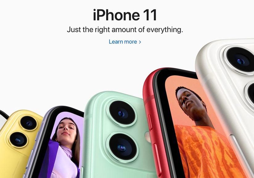iPhone 11 là smartphone bán chạy nhất nửa đầu năm 2020, bỏ xa vị trí thứ hai