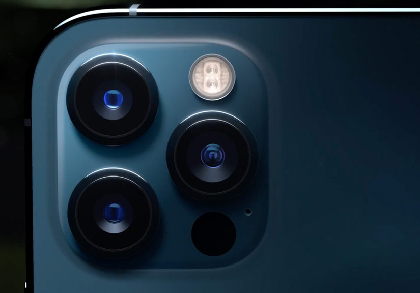 Camera trên iPhone 12 Pro Max: đòn tấn công nghiêm túc của Apple vào máy ảnh mirrorless