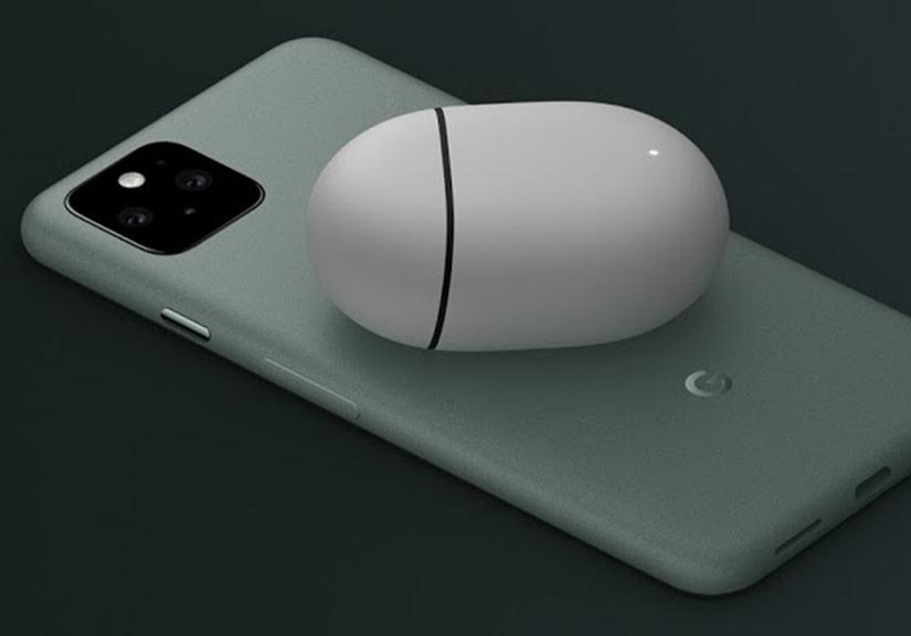 Làm thế nào Google Pixel 5 vẫn có tính năng sạc không dây, dù mặt lưng làm bằng kim loại?