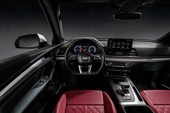 Audi SQ5 2021 TDI