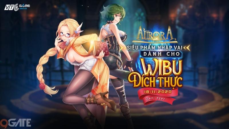 Aurora là tựa game mobile nhập vai phong cách anime được xây dựng và phát triển bởi Jollity Games