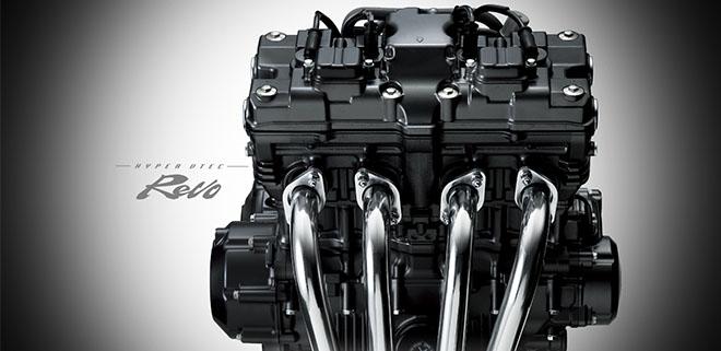 Dự đoán CB400SF sẽ được trang bị khối động cơ VTEC 4 xy lanh dung tích 399cc, sản sinh công suất tối đa 56 mã lực tại 11000 vòng/phút và mô-men xoắn cực đại 39 Nm tại 9500 vòng/phút.