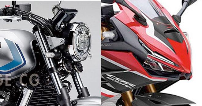 """Cặp đôi Honda CB400SF và CBR400RR đã sẵn sàng để """"chinh phạt"""" thị trường"""
