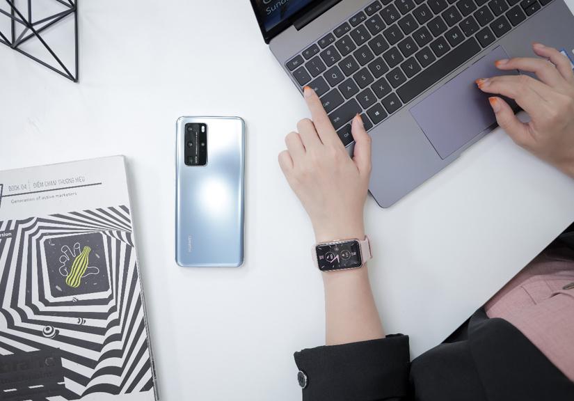"""Đại tiệc mua sắm Huawei 11.11: Bùng nổ deal """"khủng"""" cho hội mê công nghệ"""