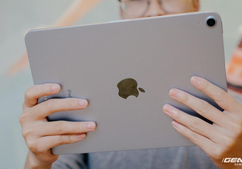 Đánh giá iPad Air 4: Tốt, nhưng chưa nên mua ngay