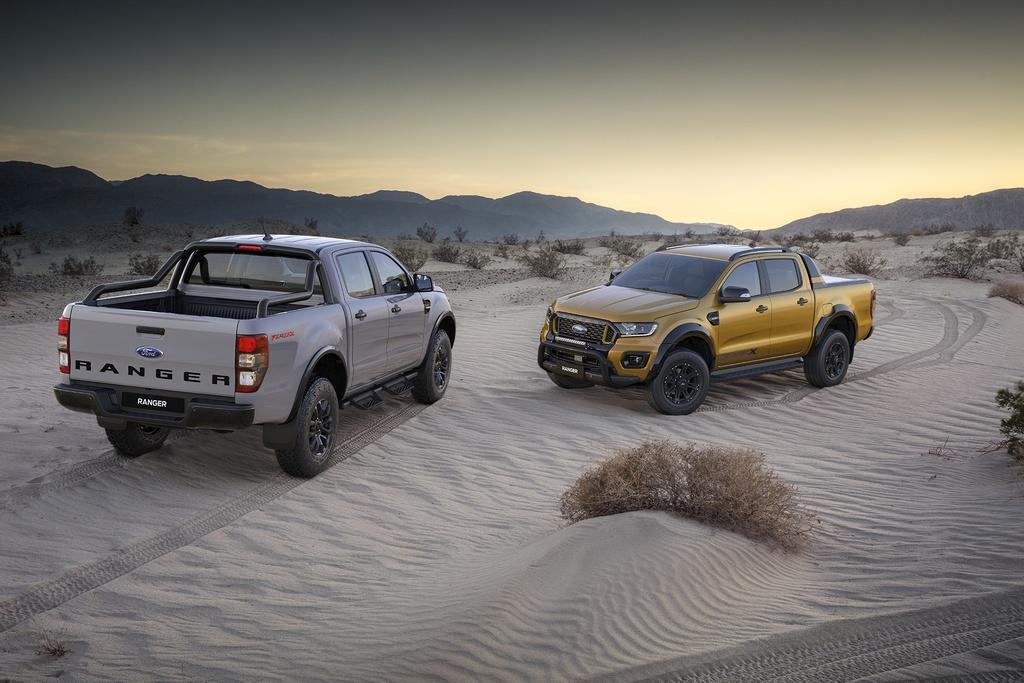 Ford vừa ra mắt Ranger 2021 tại Thái Lan