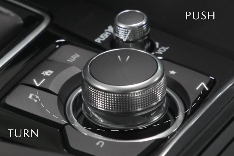 Chế độ lái trên Mazda 6 2021