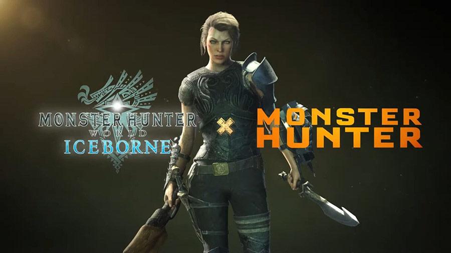 Phim Monster Hunter sẽ có màn kết hợp với tựa game Monster Hunter: World