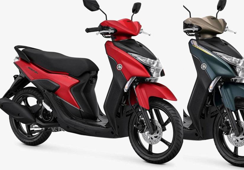 Ra mắt xe tay ga Yamaha GEAR 2021: Giá chỉ 26 triệu đồng