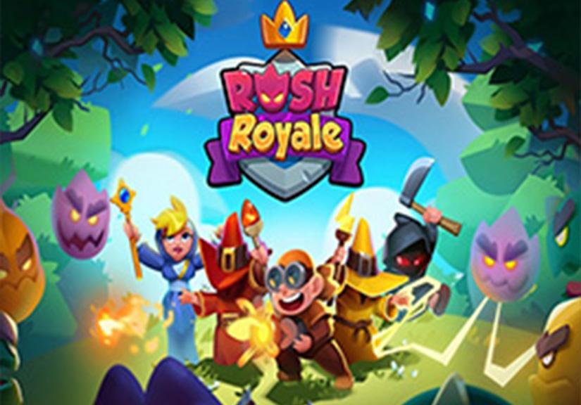 Rush Royale – tựa game chiến thuật thủ tháp mới ra mắt