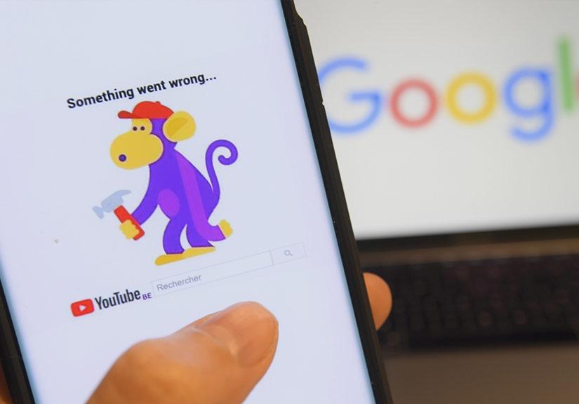 """Đã tìm ra lý do Google bị """"sập"""" diện rộng trên toàn cầu"""