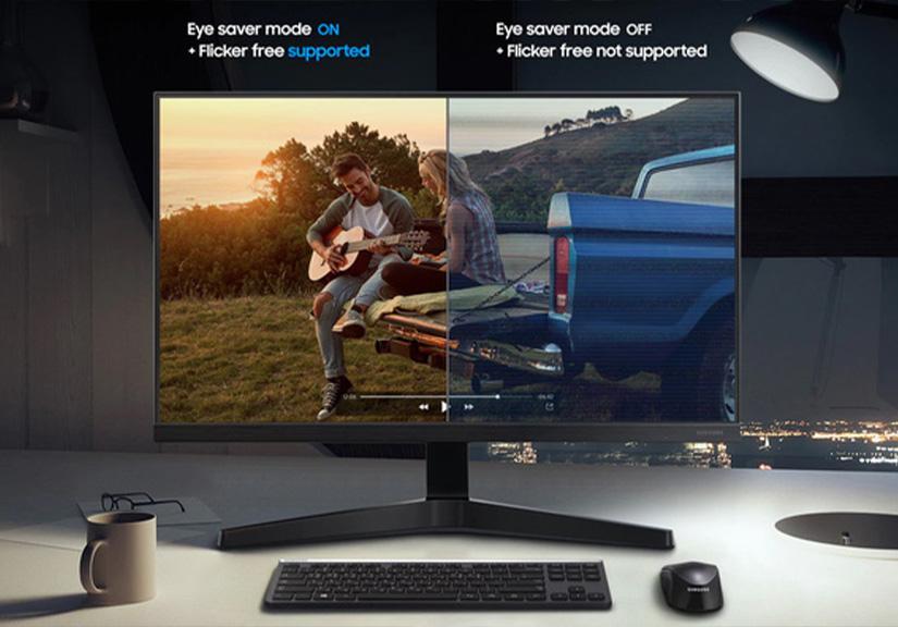 Màn hình Samsung T35F – Giải pháp tối ưu cho doanh nghiệp