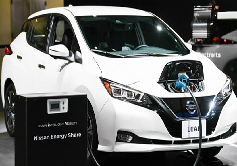 Nhật Bản cấm ô tô động cơ đốt trong vào năm 2030