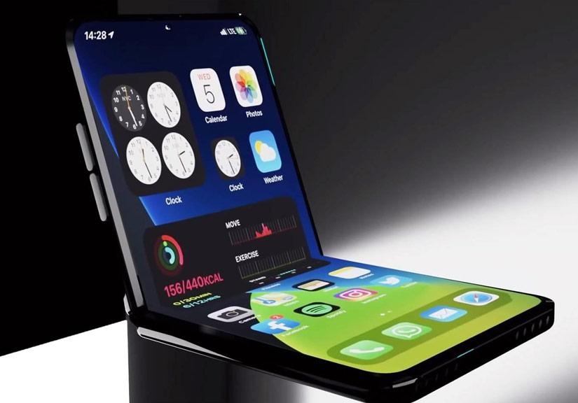 Quên iPhone 13 đi vì thời điểm xuất hiện iPhone gập - Flip vừa được hé lộ