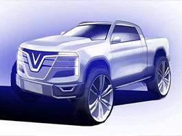 VinFast có thể sắp sản xuất dòng xe bán tải tại Việt Nam