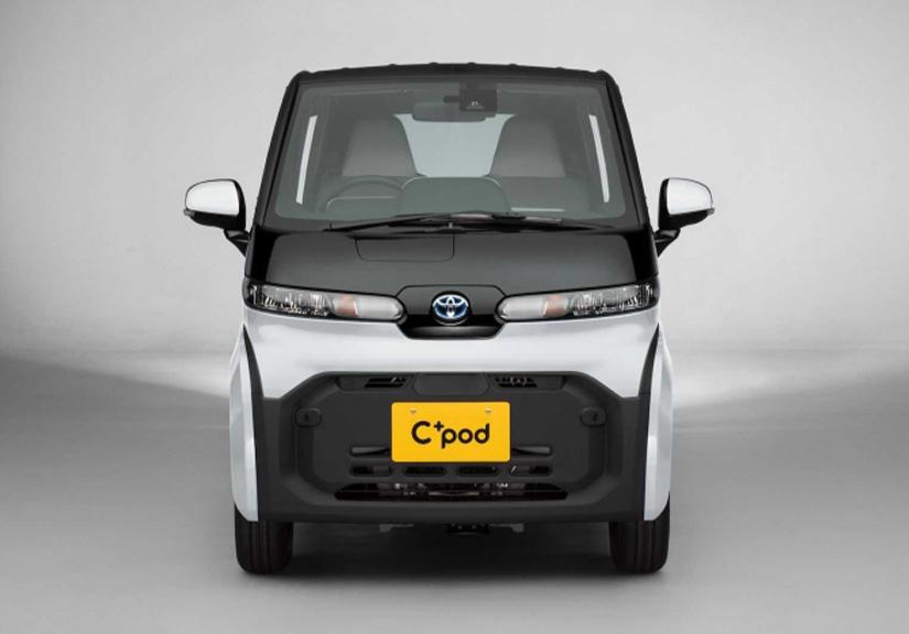 Toyota C*pod ra mắt, giá ngang Hyundai Grand i10