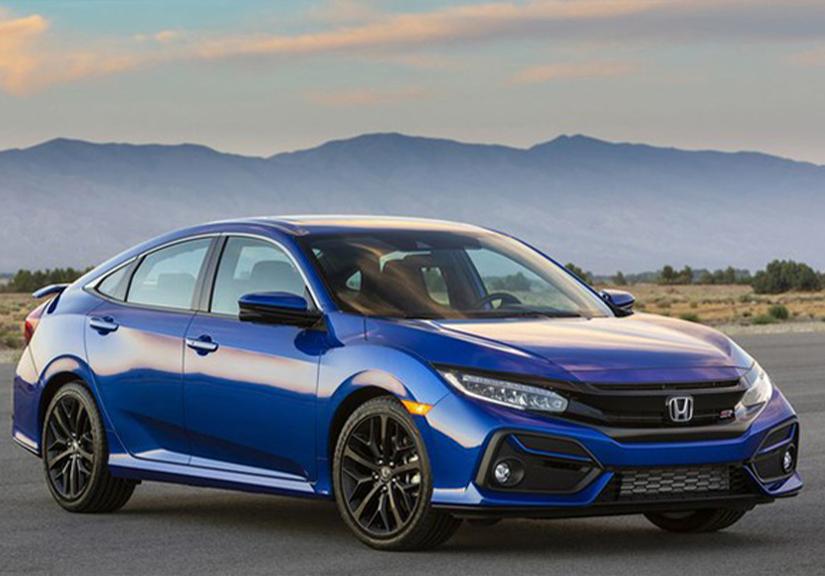 Honda Civic, Honda CR-V đều lọt top xe bán chạy nhất tại Mỹ năm 2020