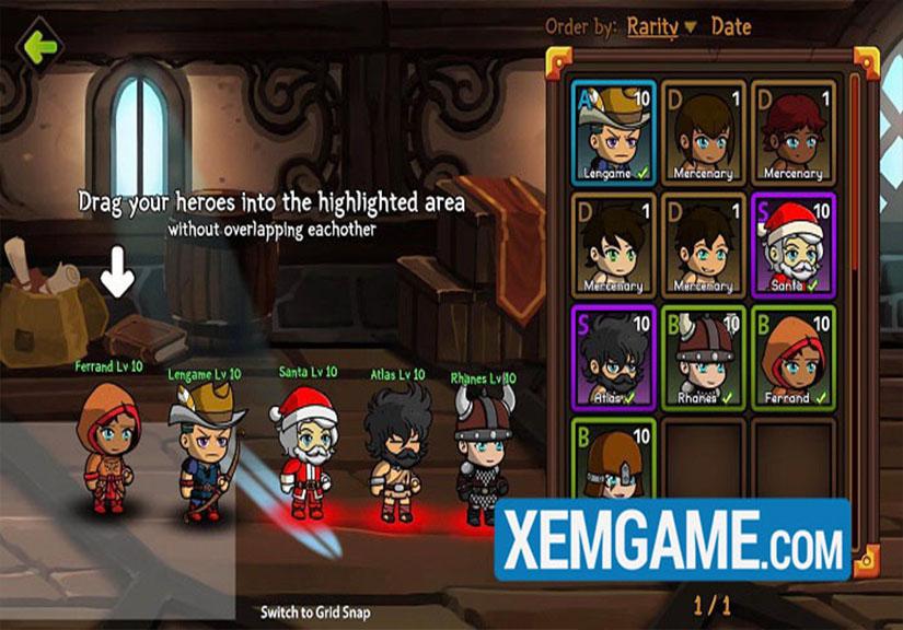 Auto Battles Online – game idle vô cùng thích hợp để giải trí