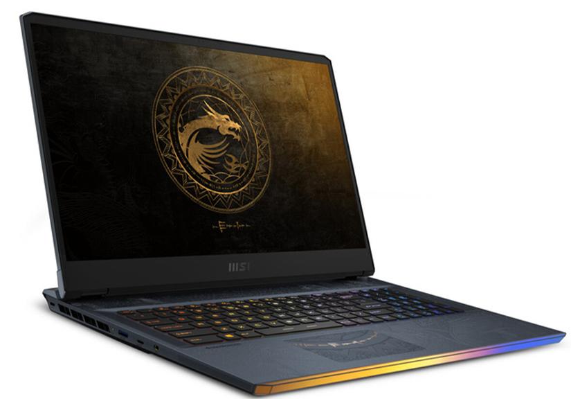 MSI ra mắt laptop chuyên game GE76 Raider Dragon Edition Tiamat, thay thế series GT Titan