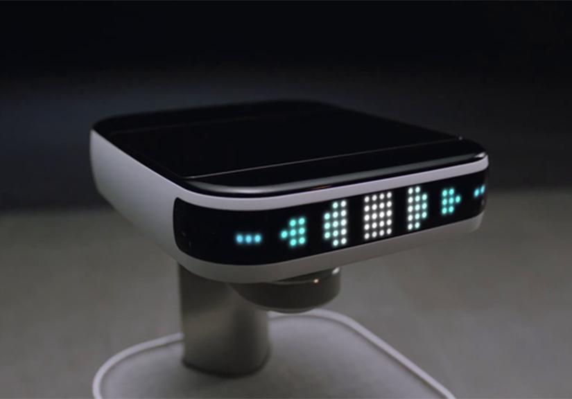 """[CES 2021] Samsung ra mắt robot """"osin"""": Rửa bát, dọn bàn ăn, rót nước cho chủ nhân"""