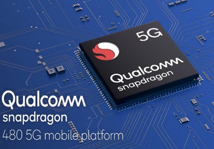 Chip Snapdragon 480 hỗ trợ 5G dành cho smartphone chỉ 150 USD