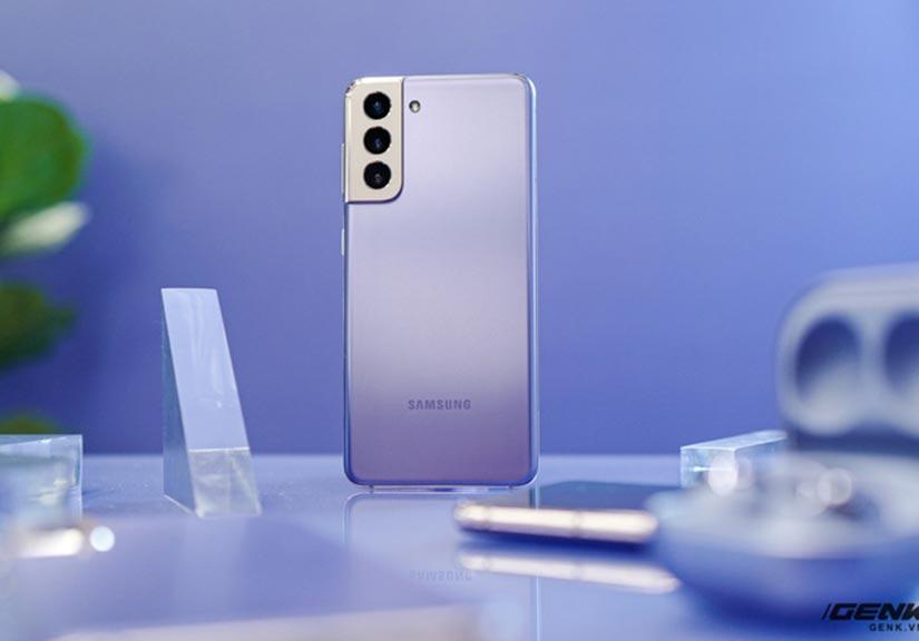 Có đủ tiền mua Galaxy S21 Ultra, nhưng tôi vẫn chọn S21 bản thường