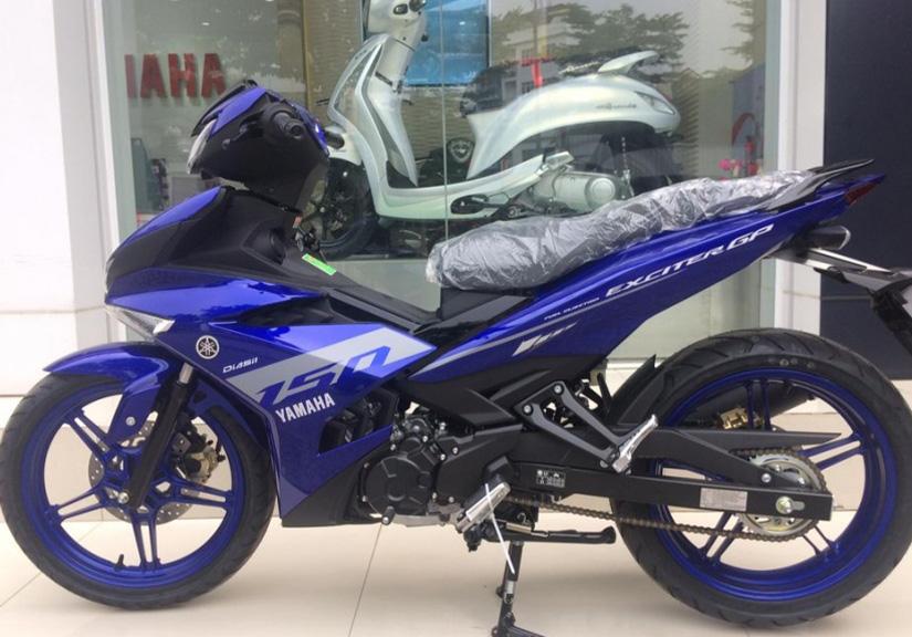 """Đấu Winner X, Yamaha Exciter 150 giảm """"sốc"""" 5 triệu đồng"""
