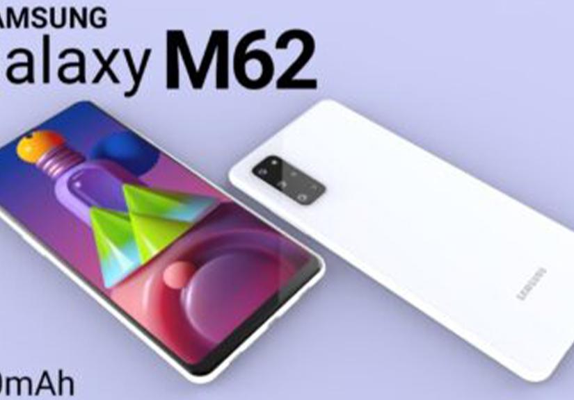 Galaxy M62 (hoặc Galaxy F62) vừa được xác nhận đi kèm thỏi pin dung lượng tới 7,000mAh, sạc nhanh 25W