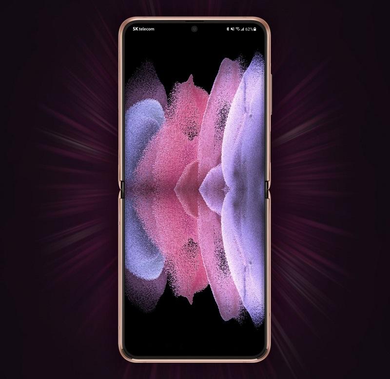 Galaxy Z Flip 3 tiếp tục đột phá với thiết kế mới