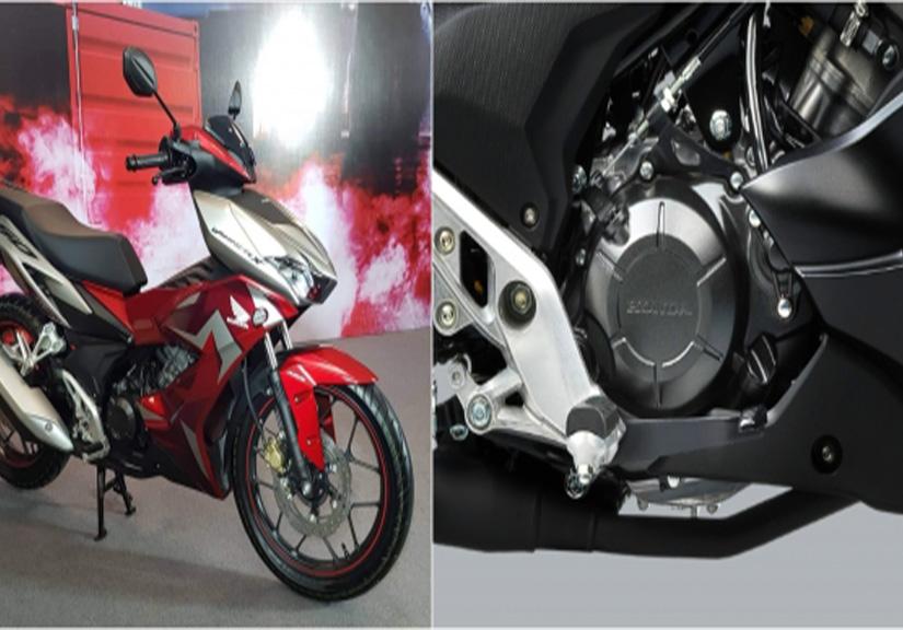 Honda Winner X sắp được trang bị động cơ 160cc cực khủng, dư sức cho Exciter 155 và Exciter 150 'hít khói'?